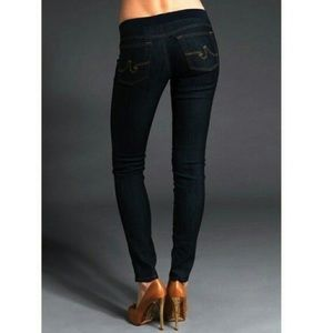 AG Adriano Goldschmied The Tights Jeans Waistband